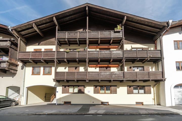 Quaint Apartment in Kitzbuhel near Ski Lift