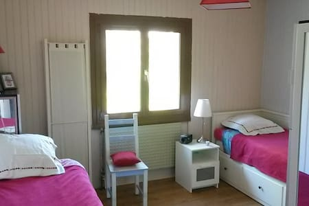 chambre dans quartier calme - Libourne - Townhouse