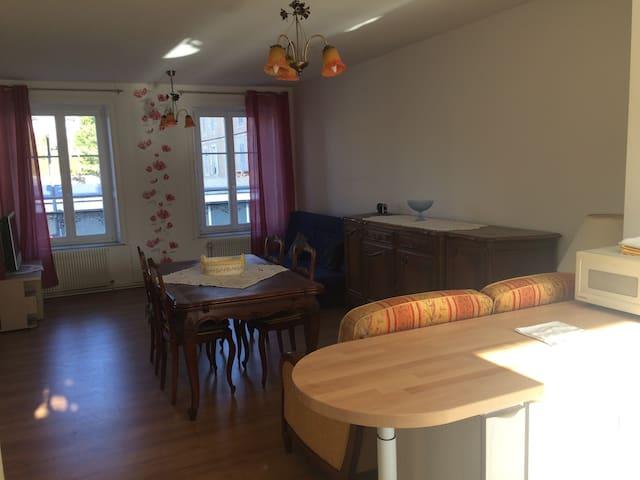 Appartement tout confort centre Baccarat