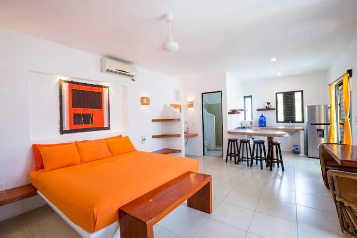 Cozumel Suites - Chocolate Appartment