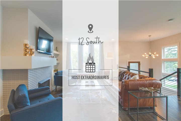 12S DREAM ♥ LUXURY 4BR ♥ MINS TO DOWNTOWN
