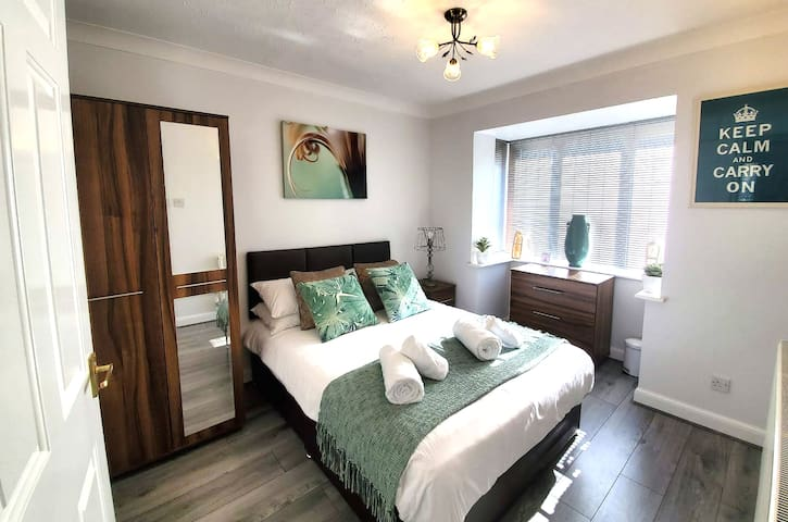 Bicester Serviced Accommodation - Room 1