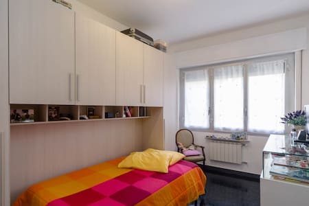 NEAR AQUARIUM - Genua - Appartement