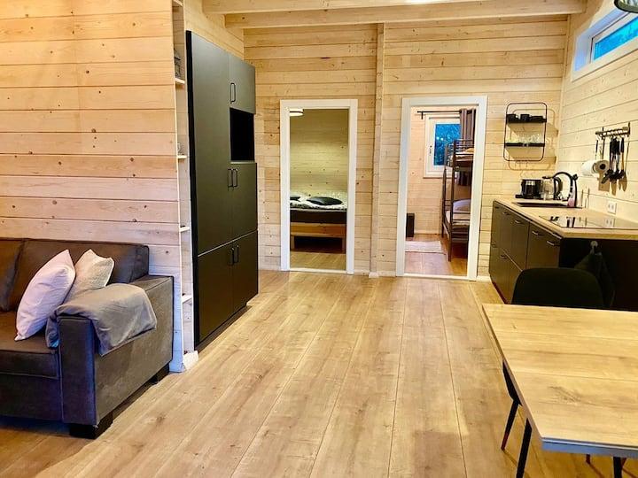 Luxe bungalow in Zandvoort