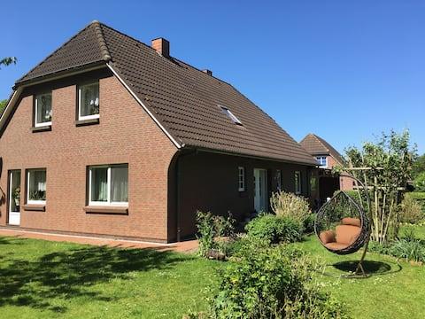 Elkes Spatzennest - Ferienhaus im Norden