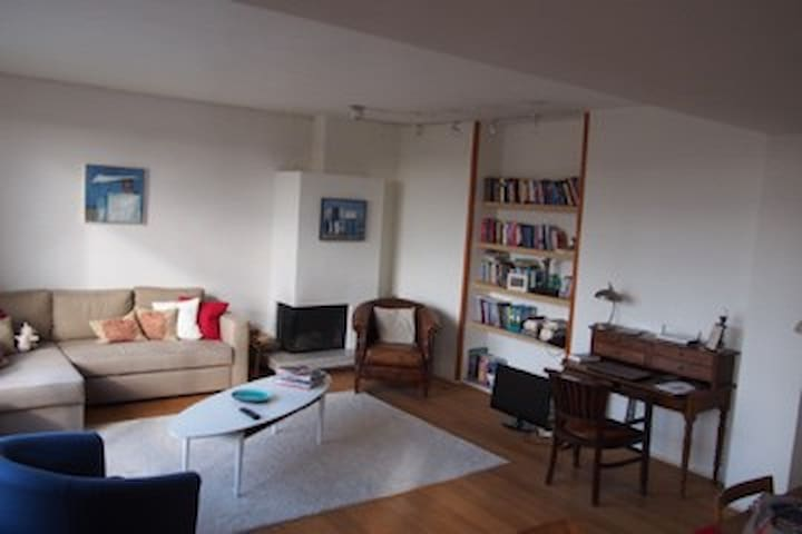 Apartment in the Centre of Rotterdam
