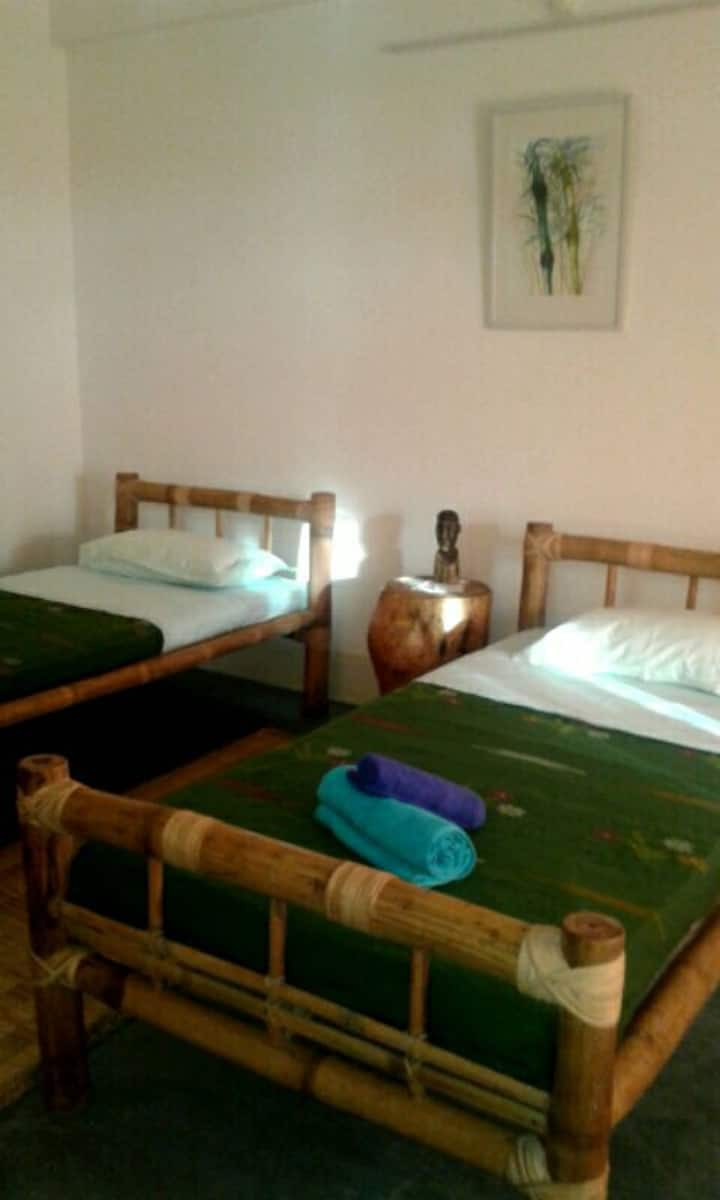 Tia-ki room 2.@Longchen boutique Homestay Dimapur