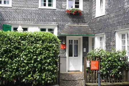 Luxuriöse Wohnung mit Whirlpool, free WiFi - Solingen - Lägenhet