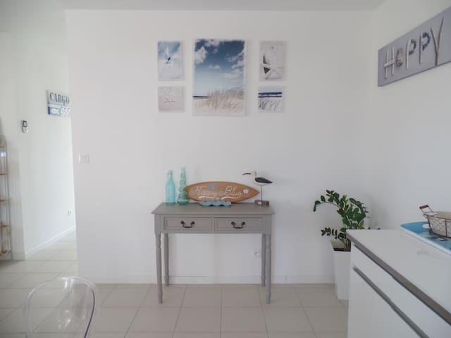 HAPPY  maison de vacances entre Bassin et Océan