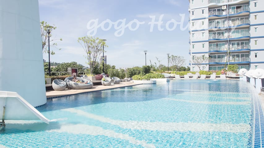 #03★New! theBest With Super Sea View for 4ppl