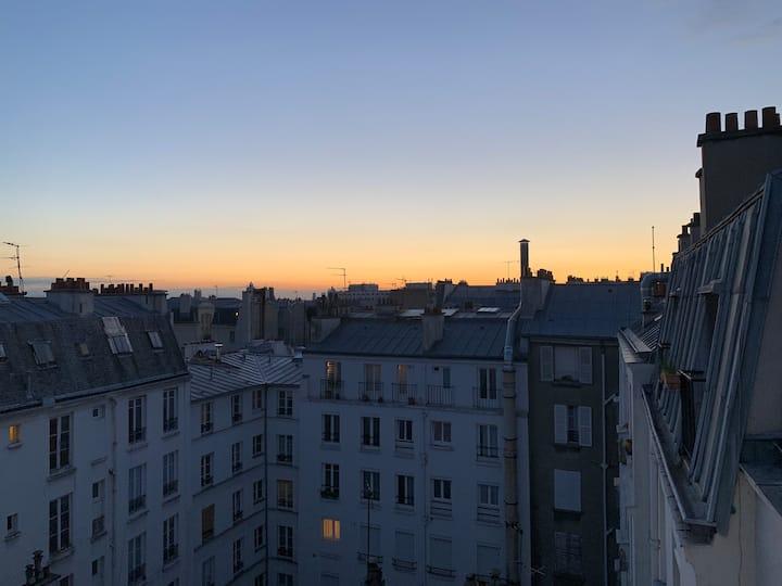Un Studio à Montmartre