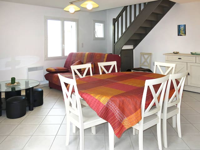80 m² Holiday home in Grand Village Plage - Ile d'Oleron - Casa