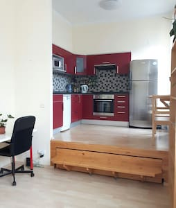 New studio apartment in Prague, Free Parking! - Praha