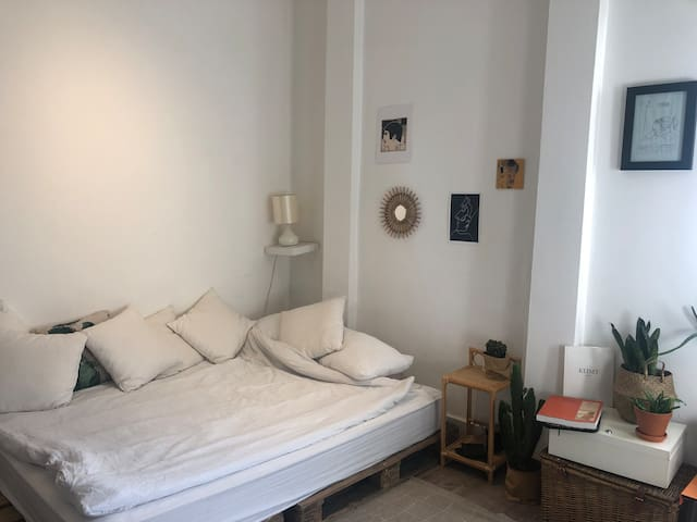 Cozy studio in Hackney, East London