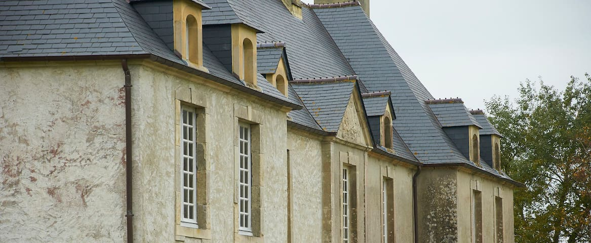 Gite au Château de Brix (Classé Meublé 4*)