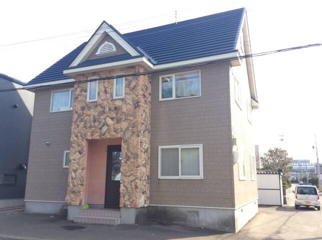 Best base of trip Sapporo !! - 札幌市 - Huis