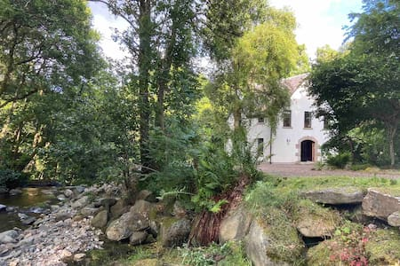 Waterfall House, detached 2 bed , en suite house