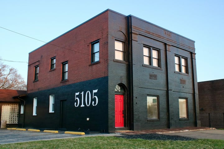 Historic 1937 Red Door Firehouse (New Listing!!!)