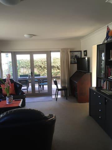 Mount Maunganui beach-side private apartment
