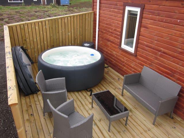 Golden Circle Cabin w/hot tub #20 - Grímsnes- og Grafningshreppur