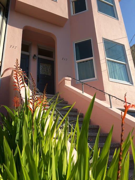 Sunniest neighborhood in San Francisco