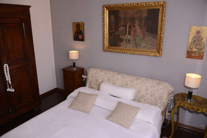 Beautiful double room b&  in Verona