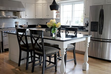 Gourmet Kitchen in the country - Hus