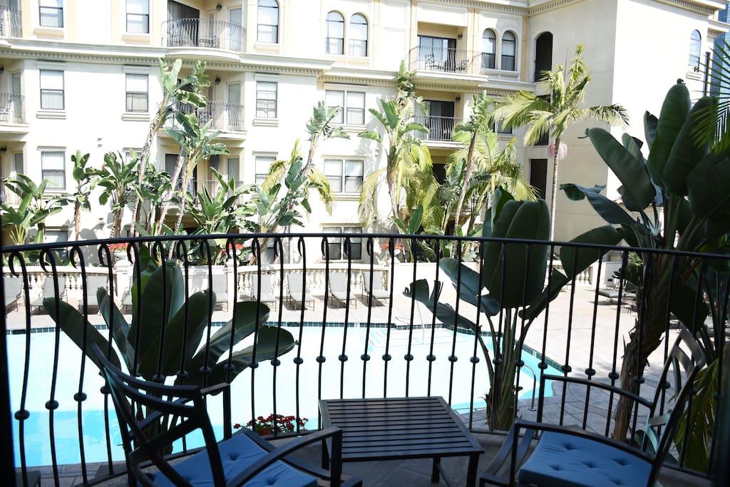 My Balcony.