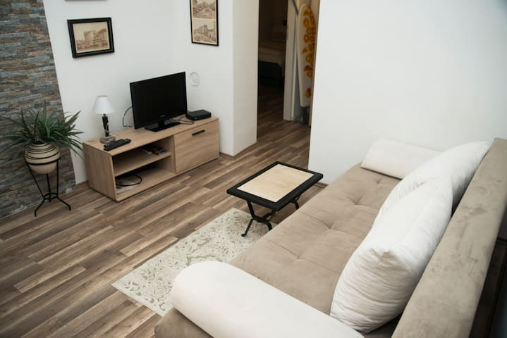 Double apartment Up to 8! - Beograd - Flat