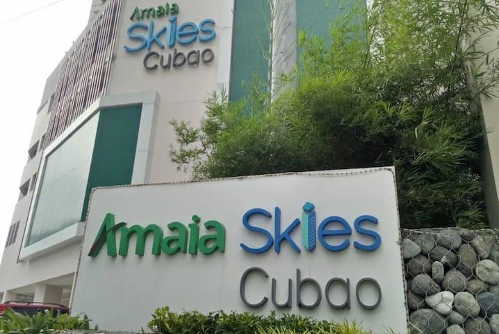 STUDIO-2 (AMAIA SKIES CUBAO TW2-18 SQM)