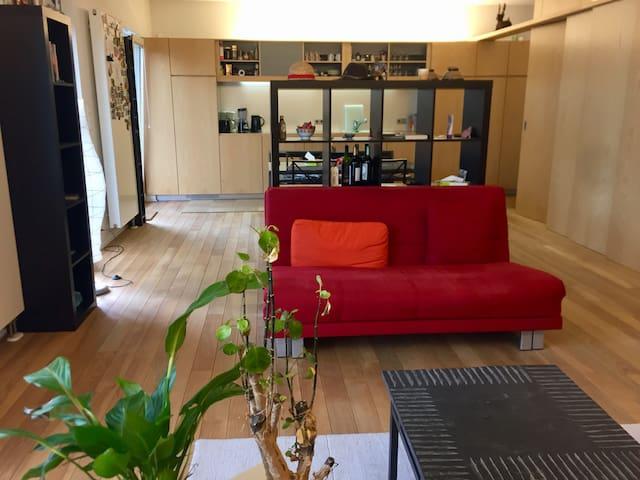 Artificial Paradise Studio Lux
