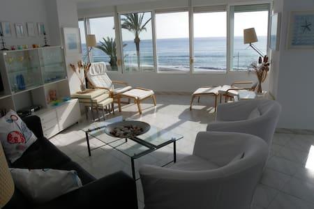 Apartamento de ensueño, frontal al mar  (WiFi) - 托羅克斯 - 公寓