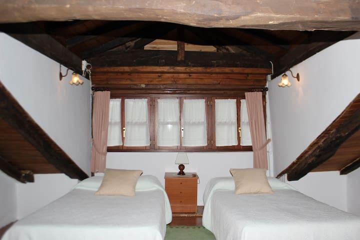 Habitación Doble - 2 camas 1,05