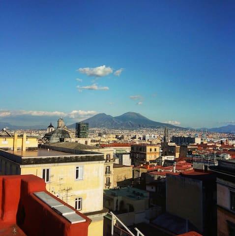 Hilary's House Casa Vacanza Napoli - Napoli
