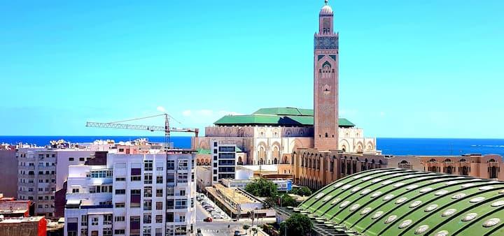la Rose de la Medina II Casablanca Marina