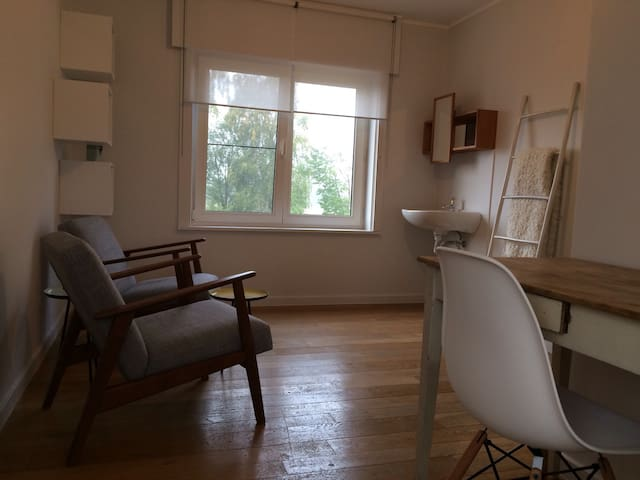 Spacious room with large garden near Brugge - Torhout