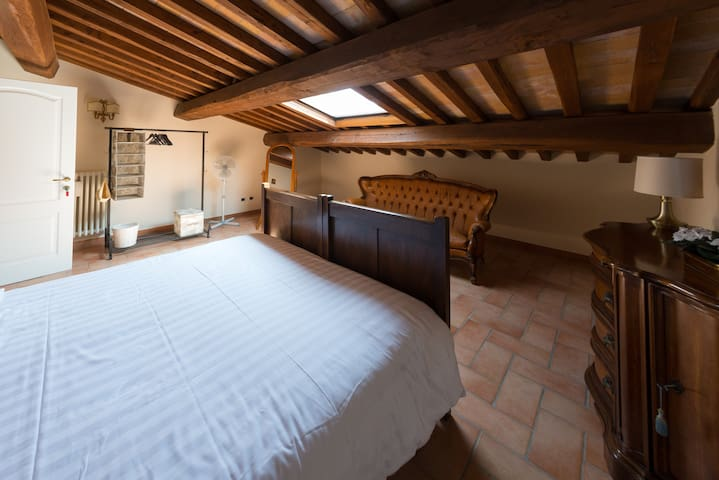 Picchio Verde Marche bnb -Room Althea- - Sant'Angelo in Pontano - Bed & Breakfast