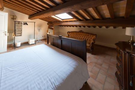 Picchio Verde Marche bnb -Room Althea- - Sant'Angelo in Pontano - Aamiaismajoitus