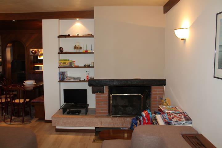 grande appartamento comodo ideale per famiglie - Asiago - Apartamento