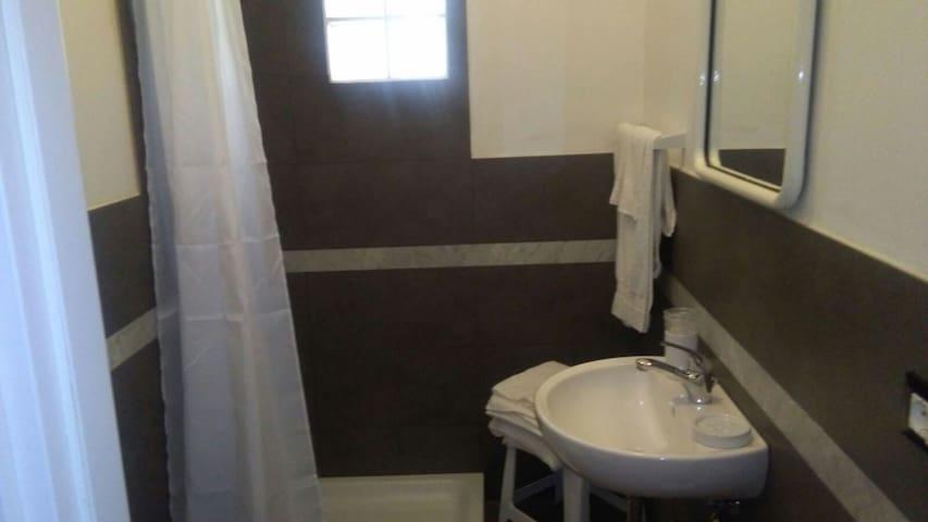 Bagno privato della camera