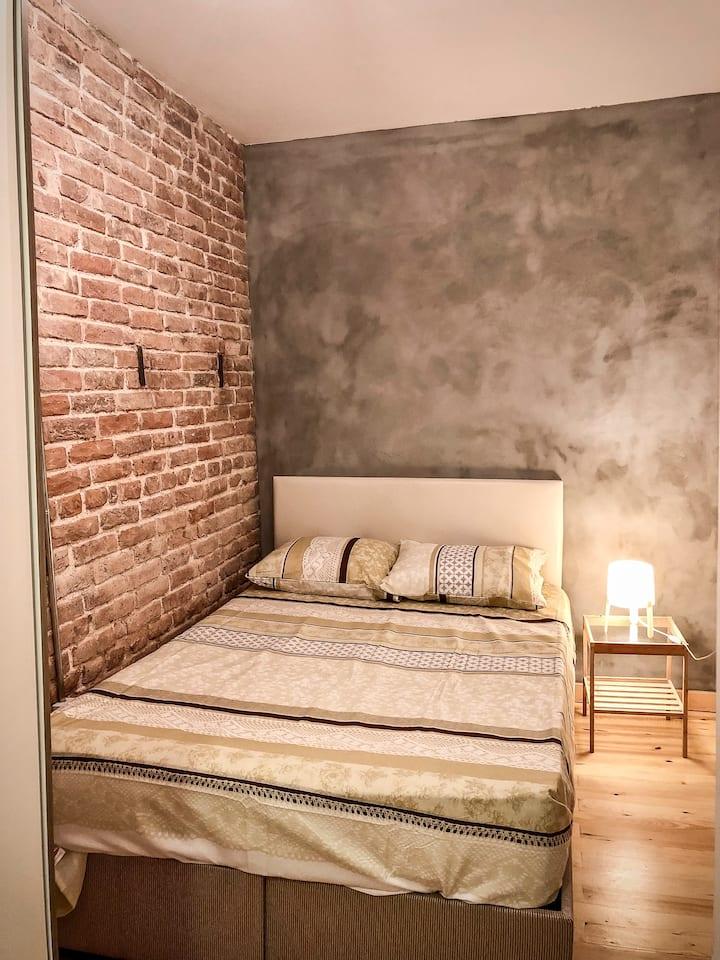 Cozy Double Room Flat in Taksim 2