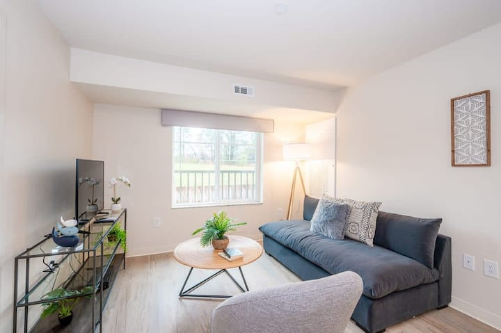 Viagem 2BR with In Unit Laundry & Parking near RTP