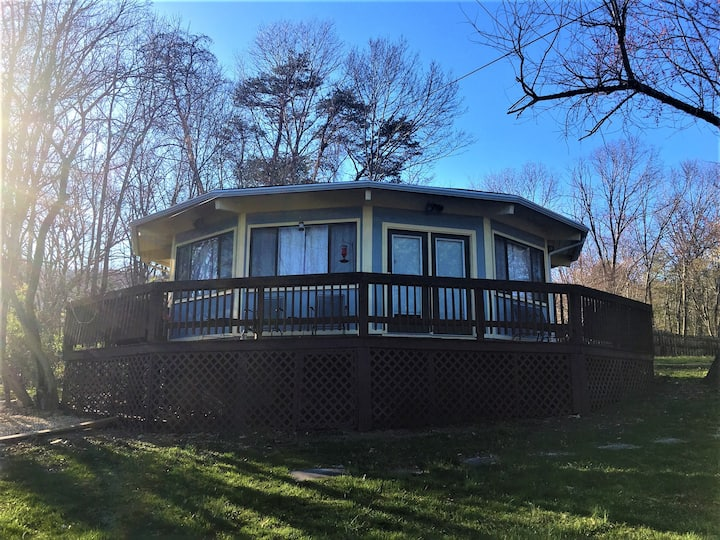 Around the Bend Cabin -Pets Free-Close to River