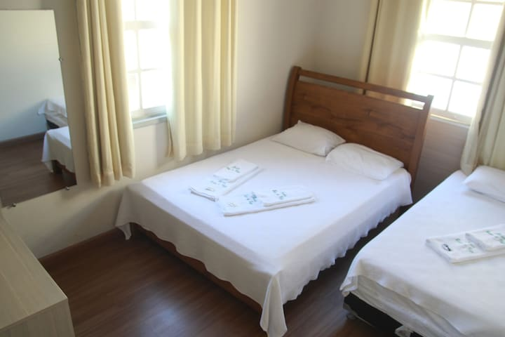 Triple room in Guesthouse in the Center
