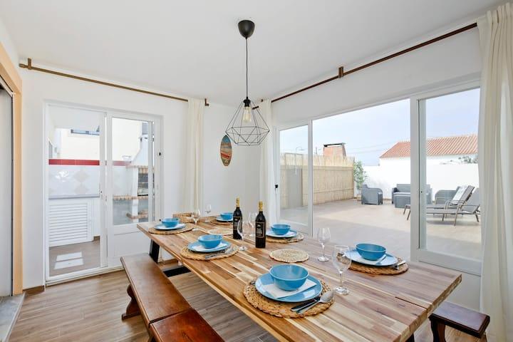 Sunshine Retreat- Baleal Holidays Apartment