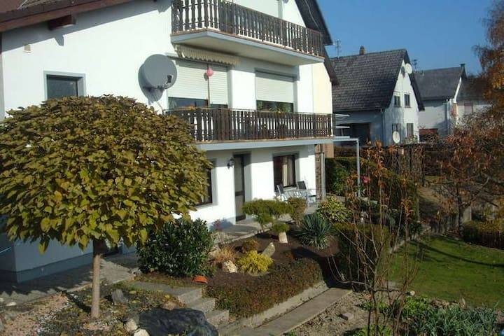 Great holiday home in the idyllic holiday village of Mastershausen.
