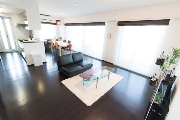 S30) ★☆Luxury Tower Apartment☆★ 3mins to station!! - Naniwa-ku, Ōsaka-shi - Appartamento