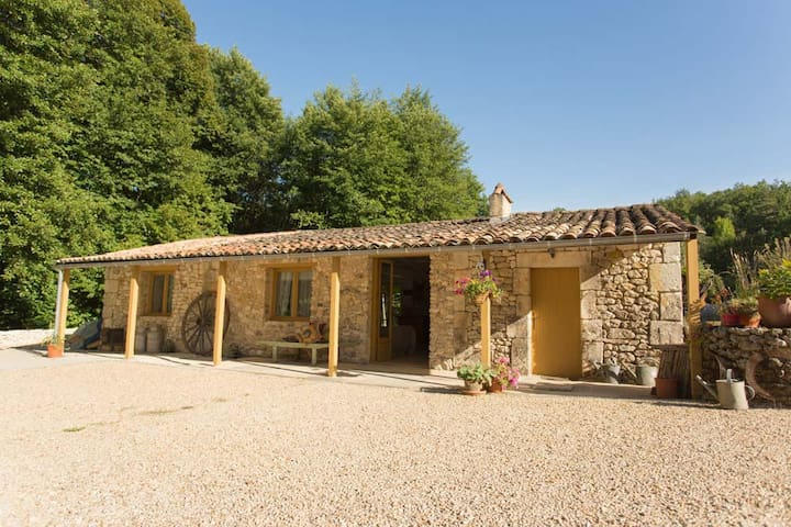 Cottage for two near Bergerac