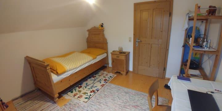 Zimmer in ruhiger Naturlage
