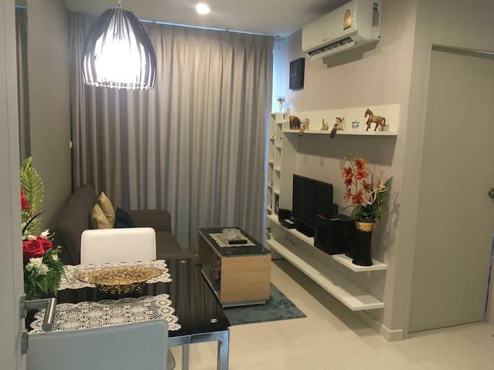 Pattaya suits room/ 2BR/Free WIFI